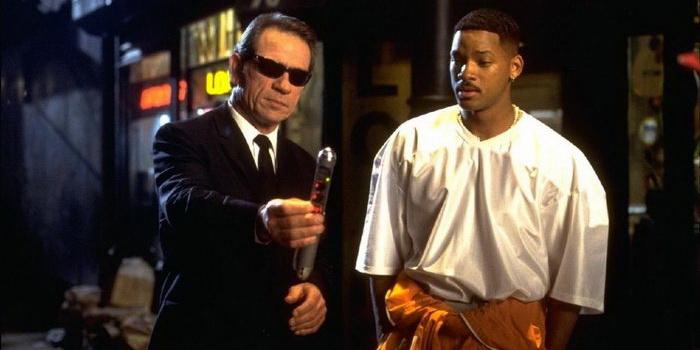 Люди в черном(1997)
