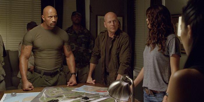Кадр из фильма G.I. Joe: Бросок кобры 2 (2013)
