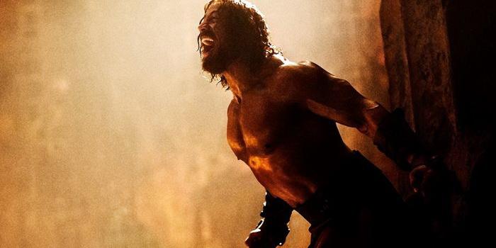 Сцена из фильма Геракл (2014)