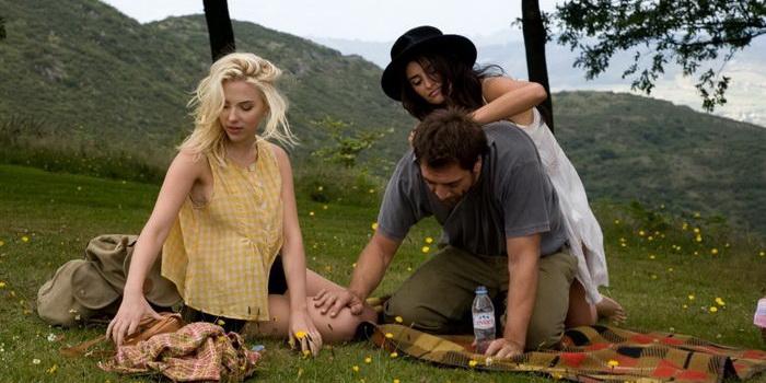 Кадр из фильма Вики Кристина Барселона (2009)