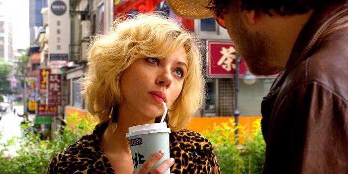 Персонаж из фильма Люси (2014)