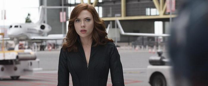 Персонаж из фильма Первый мститель: Противостояние (2016)