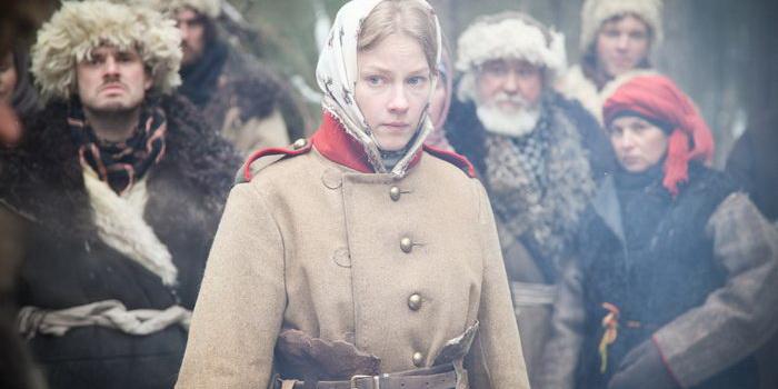 Персонажи из фильма Василиса (2014)