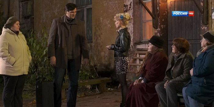 Сцена из фильма Один на всех (2012)