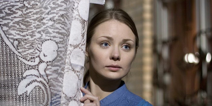 Сцена из фильма Секта (2011)