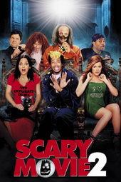 Плакат к фильму Очень страшное кино 2 (2001)