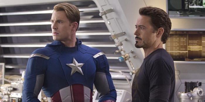 Кадр из фильма Мстители (2012)