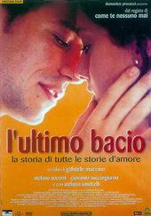 Афиша к фильму Последний поцелуй (2001)