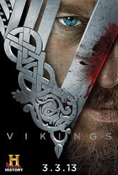 Плакат к сериалу Викинги (2013)