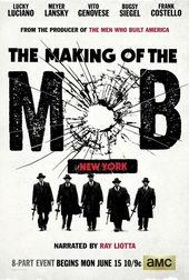 Плакат к сериалу Рождение мафии (2015)