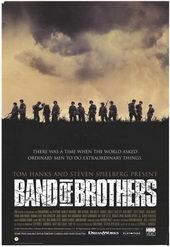 Военный сериал Братья по оружию (2001)