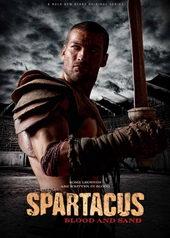 Постер к сериалу Спартак: Кровь и песок (2010)