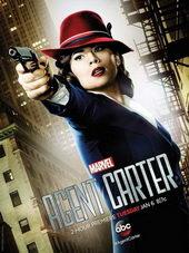 Постер к сериалу Агент Картер (2015)