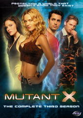 Афиша к сериалу Мутанты Икс (2001)