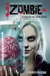 Афиша к сериалу Я – зомби (2015)