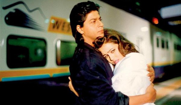 Кадр из фильма На чужбине (1997)