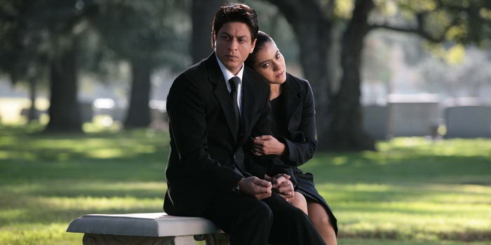 Сцена из фильма Меня зовут Кхан (2010)