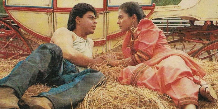 Кадр из фильма Каран и Арджун (1995)