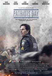 Плакат к фильму День патриота (2016)