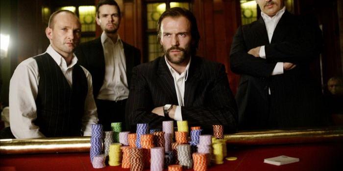 Кадр из фильма Револьвер (2005)