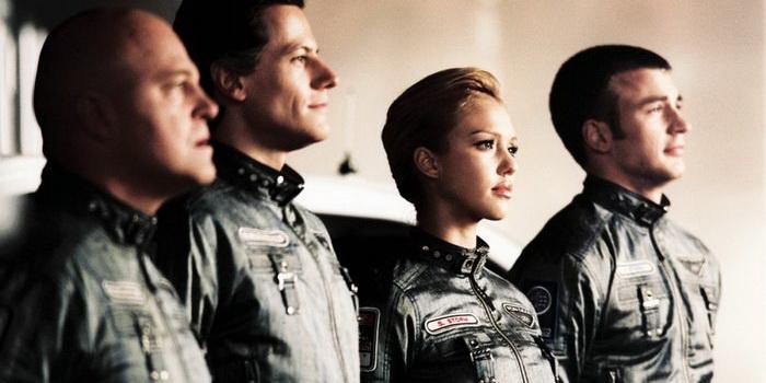 Фантастическая четверка(2005)