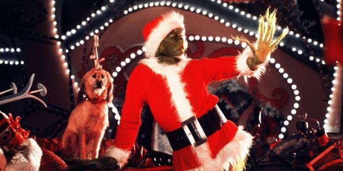 Персонаж из фильма Гринч – похититель Рождества (2000)