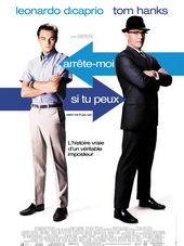 Афиша к фильму Поймай меня, если сможешь (2003)
