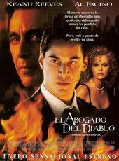 Афиша к фильму Адвокат дьявола (1997)