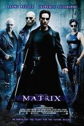 Плакат к фильму Матрица (1999)
