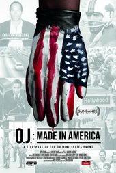 Плакат к фильму О. Джей: Сделано в Америке (2016)