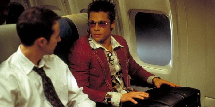 Персонажи из фильма Бойцовский клуб (1999)