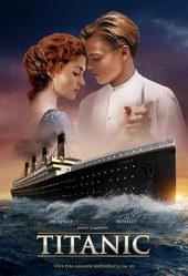Постер к фильму Титаник (1997)