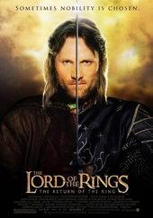 Плакат к фильму Властелин колец: Возвращение короля (2003)
