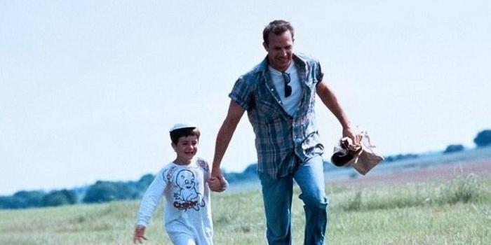 Персонажи из фильма Совершенный мир (1993)