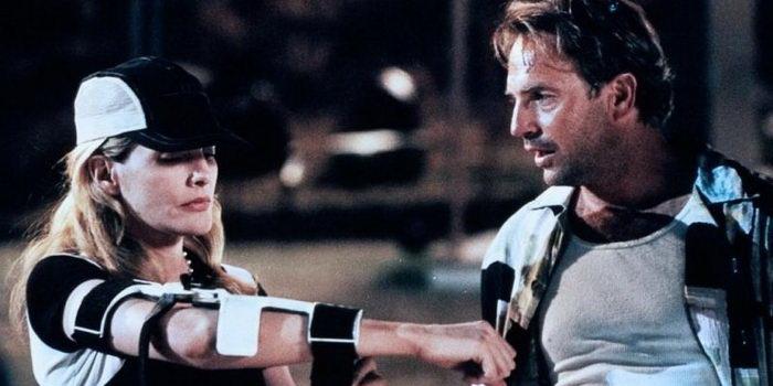 Персонажи из фильма Жестяной кубок (1996)