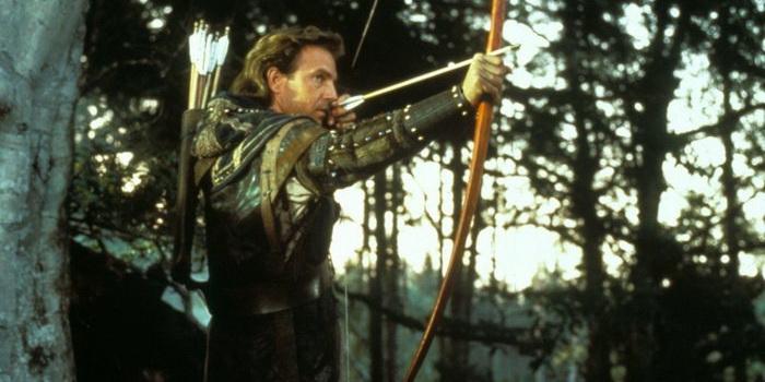 Сцена из фильма Робин Гуд: Принц воров (1991)