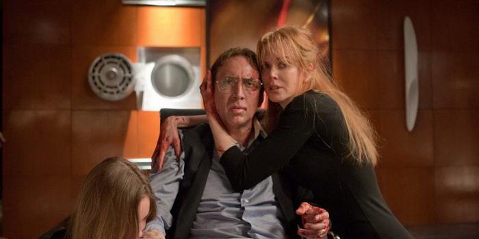 Персонажи из фильма Что скрывает ложь (2011)