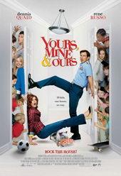 Постер к фильму Твои, мои, наши (2006)