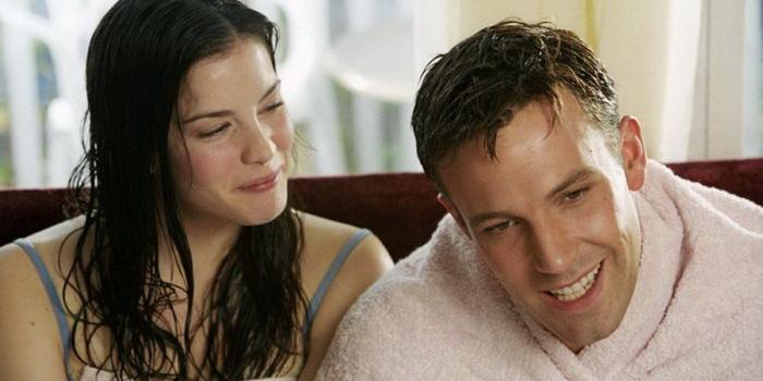 Сцена из фильма Девушка из Джерси(2004)