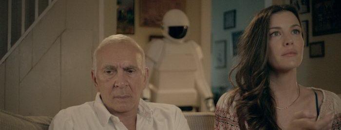 Робот и Фрэнк(2012)