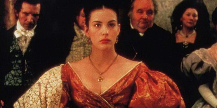 Кадр из фильма Онегин(1999)