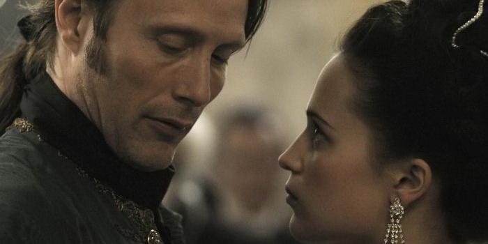 Сцена из фильма Королевский роман(2012)