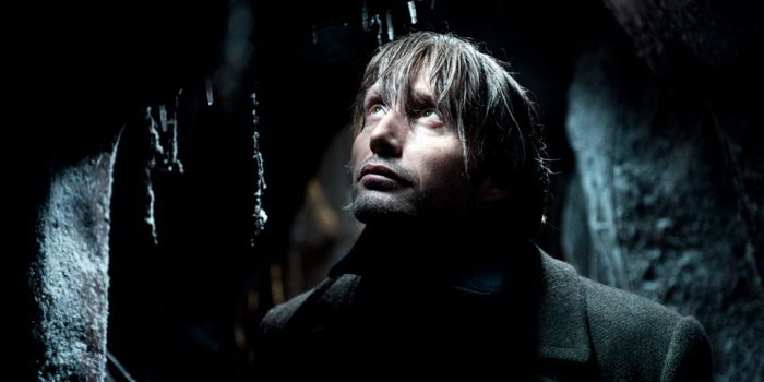 Сцена из фильма Дверь(2009)