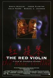 Постер к фильму Красная скрипка (1998)