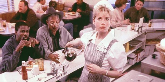 Сцена из фильма Сестричка Бетти (2000)