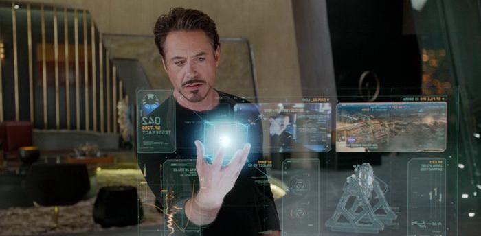 Персонаж из фильма Мстители(2012)