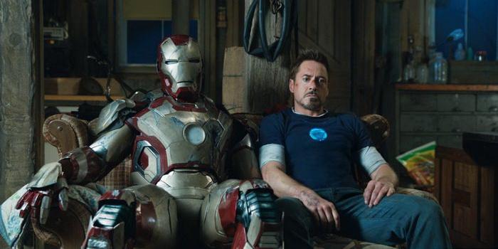 Персонаж из фильма Железный человек 3(2013)