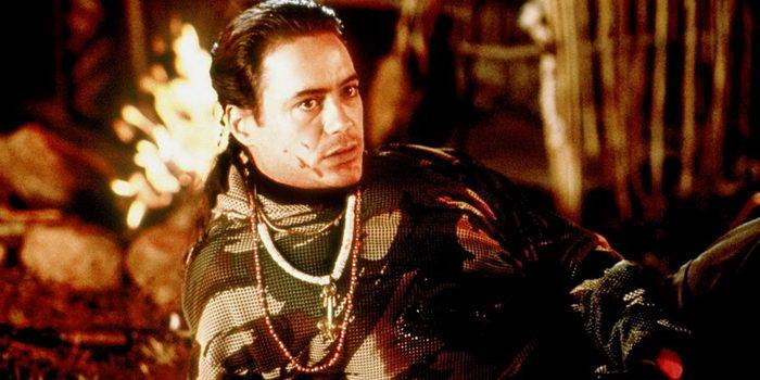 Кадр из фильма Опасная зона(1996)