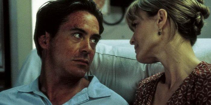 Кадр из фильма Поющий детектив(2003)