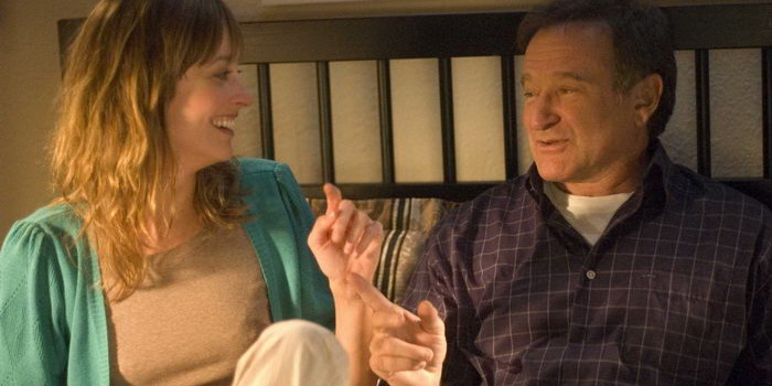 Кадр из фильма Самый лучший папа (2009)